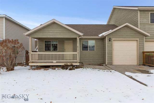 3303 Laredo Drive, Bozeman, MT 59718 (MLS #352546) :: Montana Life Real Estate
