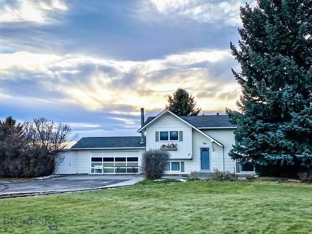33 Border Lane, Bozeman, MT 59718 (MLS #352550) :: Montana Home Team