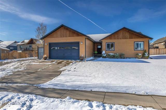1208 Ridgeview Trail, Livingston, MT 59047 (MLS #352556) :: Black Diamond Montana