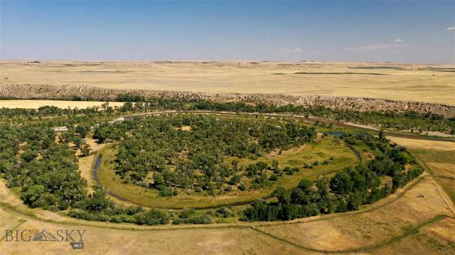 TBD Warden Road, Augusta, MT 59410 (MLS #352571) :: L&K Real Estate