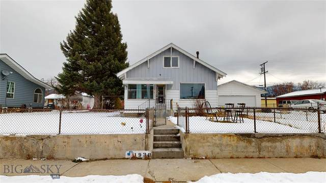 1938 Garrison, Butte, MT 59701 (MLS #352589) :: Hart Real Estate Solutions