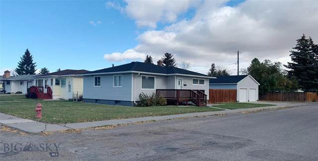7 N Wyoming Street, Dillon, MT 59725 (MLS #352590) :: Hart Real Estate Solutions