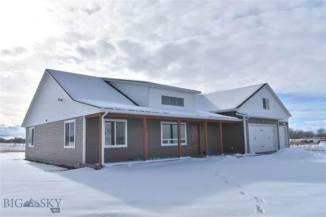 337 Mccullough Drive, Bozeman, MT 59718 (MLS #352594) :: Hart Real Estate Solutions