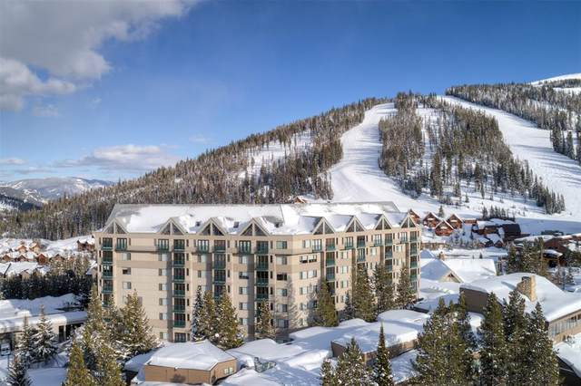 40 Big Sky Resort Road #1929, Big Sky, MT 59716 (MLS #352607) :: Hart Real Estate Solutions