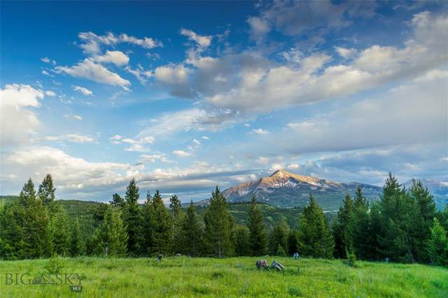 TBD Jack Creek Road, Moonlight Territory Parcel 1, Big Sky, MT 59729 (MLS #352618) :: Montana Home Team