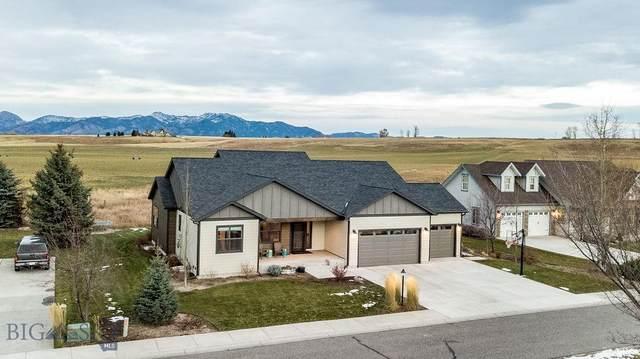 33 Kelly Court, Bozeman, MT 59718 (MLS #352620) :: Montana Life Real Estate