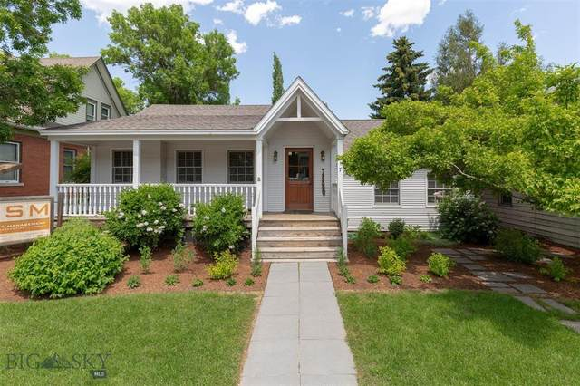417 W Mendenhall Street, Bozeman, MT 59715 (MLS #352630) :: L&K Real Estate