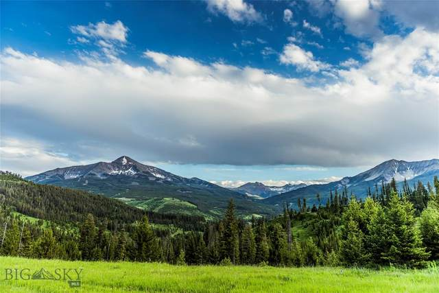 TBD Jack Creek Road, Moonlight Territory Parcel 5, Big Sky, MT 59729 (MLS #352634) :: Montana Home Team