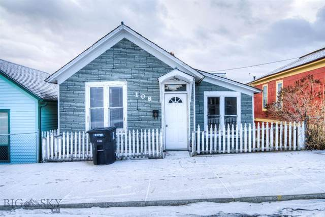 108 W Gold Street, Butte, MT 59701 (MLS #352642) :: Coldwell Banker Distinctive Properties