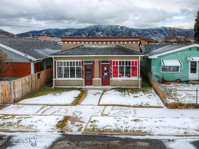 1404 S Warren Street, Butte, MT 59701 (MLS #352651) :: Coldwell Banker Distinctive Properties