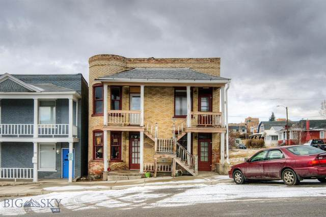 505-507 S Idaho Street, Butte, MT 59701 (MLS #352653) :: Coldwell Banker Distinctive Properties