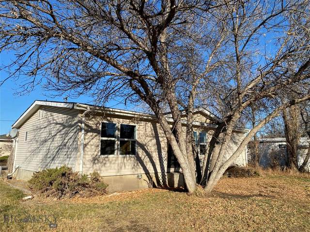 2310 Washington Street, Fort Benton, MT 59442 (MLS #352657) :: Black Diamond Montana