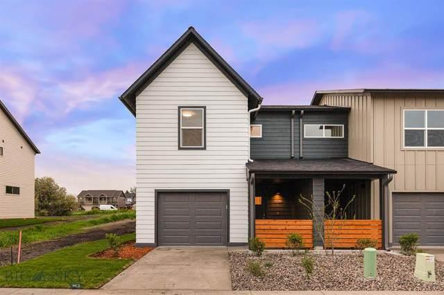 2419 Hoover Way, Bozeman, MT 59718 (MLS #352670) :: Hart Real Estate Solutions