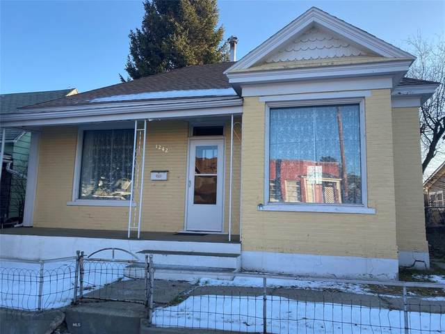 1242 E 2nd, Butte, MT 59701 (MLS #352671) :: Coldwell Banker Distinctive Properties