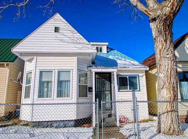 614 Cedar Street, Anaconda, MT 59711 (MLS #352672) :: Hart Real Estate Solutions
