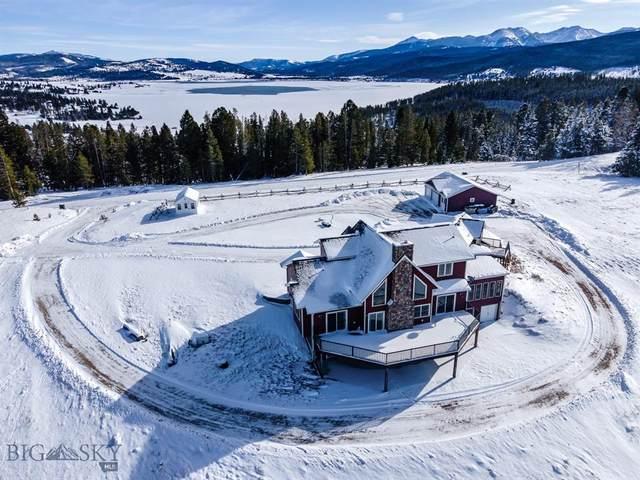 789 Georgetown Lake Road, Anaconda, MT 59711 (MLS #352682) :: Montana Home Team