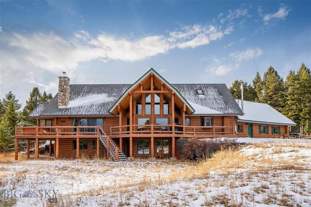 2019 Riverview Lane, Big Sky, MT 59730 (MLS #352688) :: Hart Real Estate Solutions