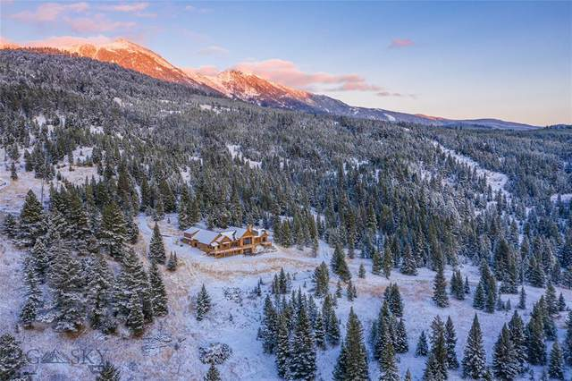 1253 Jack Creek Road, Big Sky, MT 59729 (MLS #352691) :: Coldwell Banker Distinctive Properties