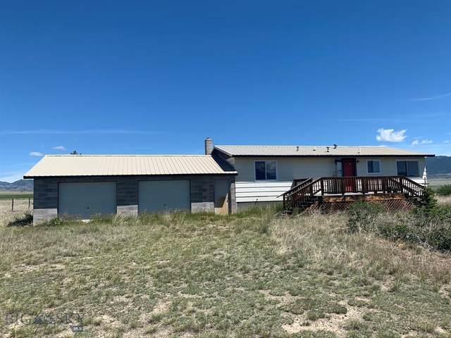 4 Burt, Whitehall, MT 59759 (MLS #352697) :: Montana Life Real Estate
