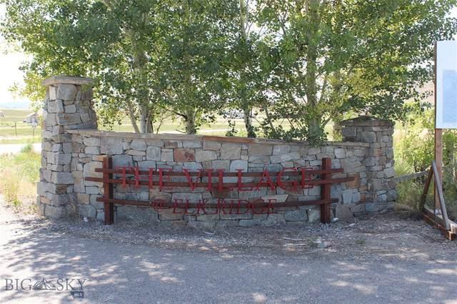 TBD Western Larch Place, Three Forks, MT 59752 (MLS #352705) :: Black Diamond Montana