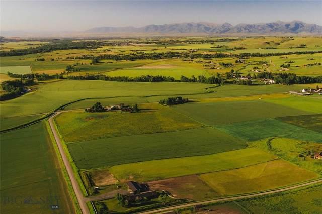 17960 Yankee Creek Road, Gallatin Gateway, MT 59730 (MLS #352711) :: Montana Life Real Estate