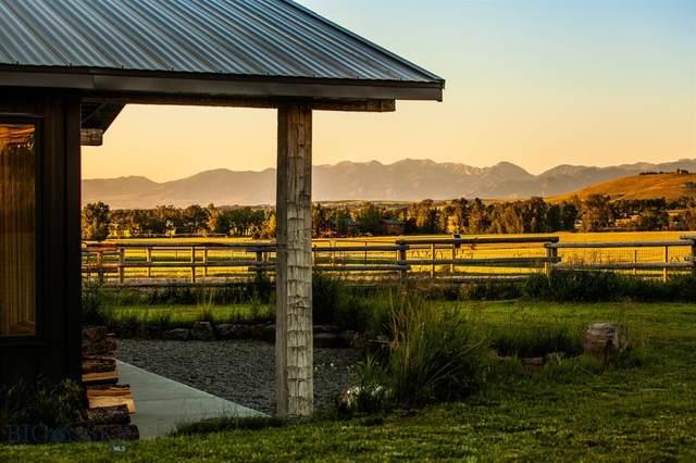 17960 Yankee Creek Road, Gallatin Gateway, MT 59730 (MLS #352712) :: Montana Life Real Estate