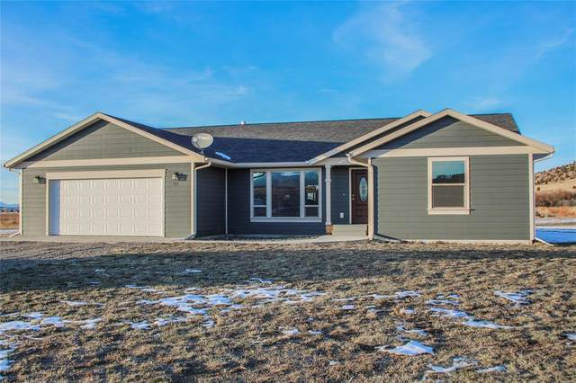 521 American Drive, Butte, MT 59701 (MLS #352717) :: Coldwell Banker Distinctive Properties