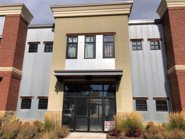 115 E. Gallatin #101, Manhattan, MT 59741 (MLS #352727) :: L&K Real Estate