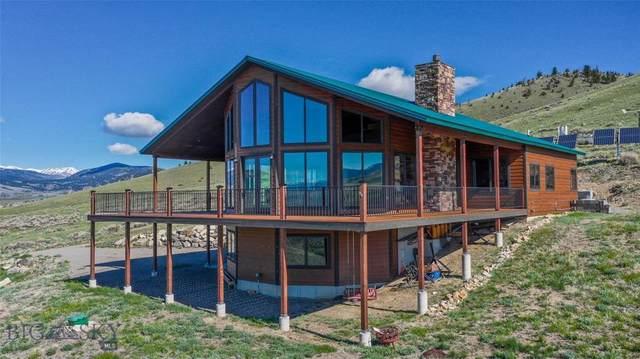 11 Twin Knob Lane, McAllister, MT 59740 (MLS #352728) :: Black Diamond Montana
