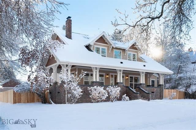 804 S Willson Avenue, Bozeman, MT 59715 (MLS #352730) :: Montana Home Team