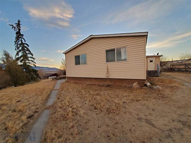 3 East Street, Whitehall, MT 59759 (MLS #352741) :: Hart Real Estate Solutions