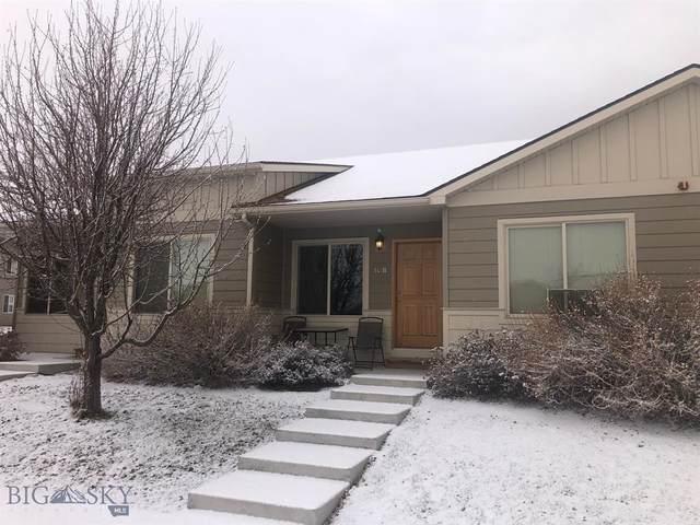 14 Bow Perch Lane B, Bozeman, MT 59718 (MLS #352746) :: Montana Home Team