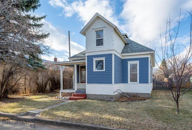 319 N 5th Street, Livingston, MT 59047 (MLS #352764) :: Montana Home Team