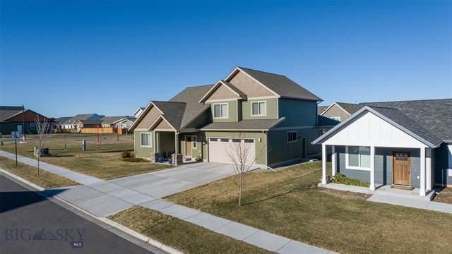 25 Blaze Peak Court, Bozeman, MT 59718 (MLS #352776) :: Montana Home Team