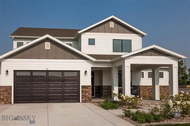 1192 Stewart Loop, Bozeman, MT 59718 (MLS #352778) :: Montana Home Team