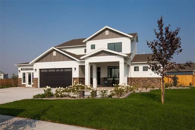 1484 Stewart Loop, Bozeman, MT 59718 (MLS #352781) :: Coldwell Banker Distinctive Properties