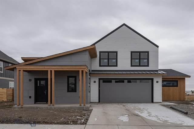 1405 Ryun Sun Way, Bozeman, MT 59718 (MLS #352787) :: Montana Home Team