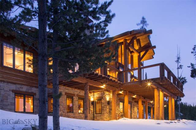 7 Moose Meadow Lane, Big Sky, MT 59716 (MLS #352803) :: L&K Real Estate