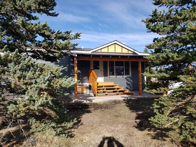 605 Table Mountain Drive, Gallatin Gateway, MT 59730 (MLS #352825) :: Montana Home Team