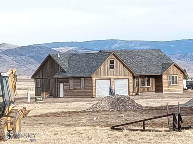 27 Obsidian Lane, Livingston, MT 59047 (MLS #352832) :: Montana Life Real Estate