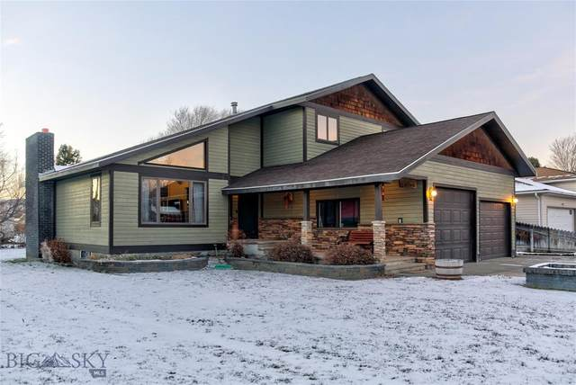 107 Spruce Street, Livingston, MT 59047 (MLS #352842) :: Hart Real Estate Solutions