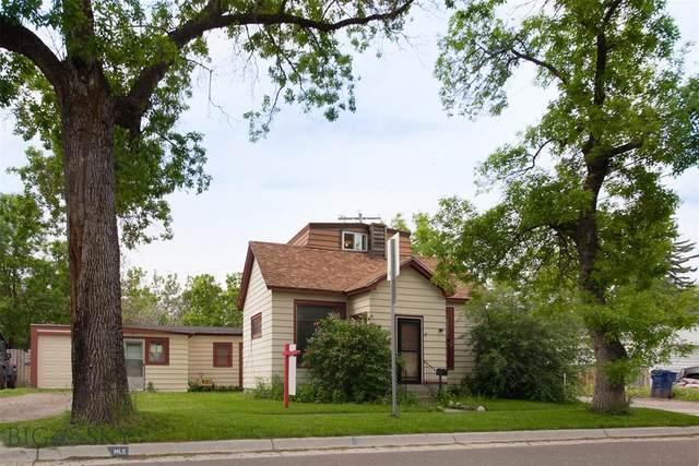 18 E Story Street, Bozeman, MT 59715 (MLS #352846) :: Montana Home Team