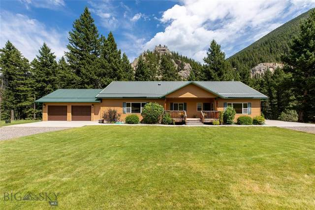 64758 A,B & C Gallatin Road, Gallatin Gateway, MT 59730 (MLS #352864) :: Montana Home Team