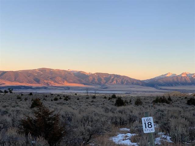 LOT 18 Stone Ridge Views, McAllister, MT 59740 (MLS #352869) :: L&K Real Estate