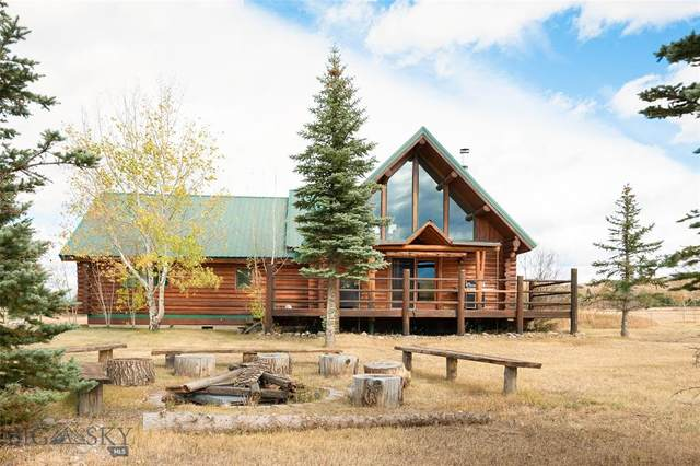 450 N Low Bench, Gallatin Gateway, MT 59730 (MLS #352870) :: Hart Real Estate Solutions