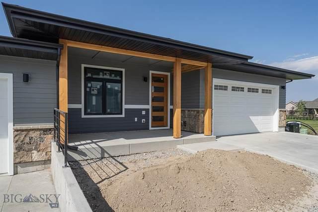 104 Albrey Trail C, Bozeman, MT 59718 (MLS #352883) :: Montana Home Team