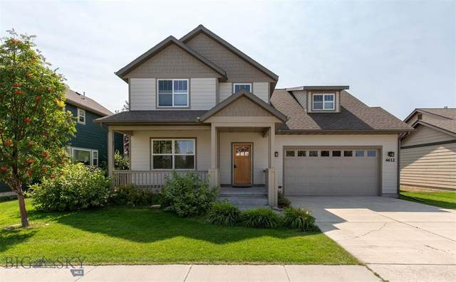 4612 Glenwood Drive, Bozeman, MT 59718 (MLS #352899) :: L&K Real Estate