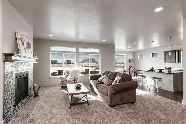 1436 Stewart Loop, Bozeman, MT 59718 (MLS #352912) :: Coldwell Banker Distinctive Properties