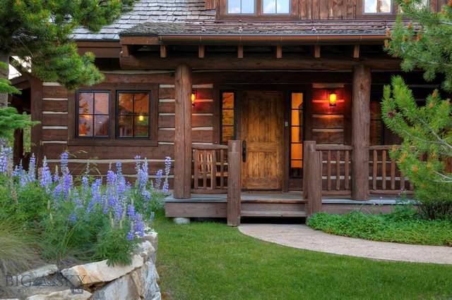 39 Homestead Cabin Fork, Big Sky, MT 59716 (MLS #352941) :: L&K Real Estate