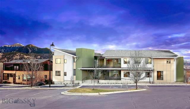1610 Ellis 2A, Bozeman, MT 59715 (MLS #352948) :: Hart Real Estate Solutions
